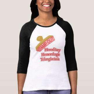 Stamp Out Hereditary Hemorrhagic Telangiectasia Tees
