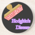 Stamp Out Hodgkin's Disease