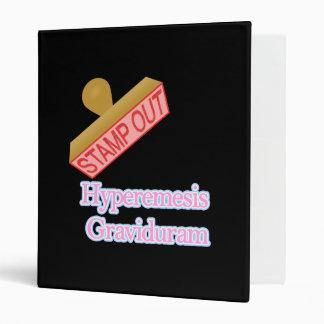 Stamp Out Hyperemesis Graviduram Binder
