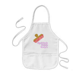 Stamp Out Hypokalemic Periodic Paralysis Kids' Apron