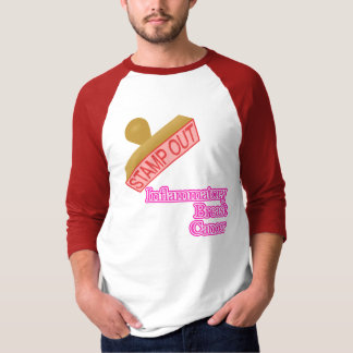 Stamp Out Inflammatory Breast Cancer T-Shirt