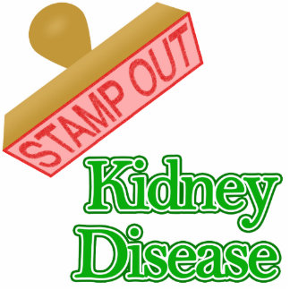 Stamp out Kidney Disease Cut Outs
