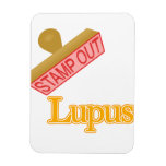 Stamp Out Lupus Magnets