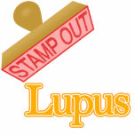 Stamp Out Lupus Photo Sculptures