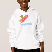 Stamp Out Lymphedema Hoodie