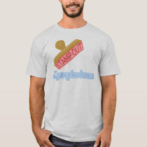 Stamp Out Lymphedema T-Shirt