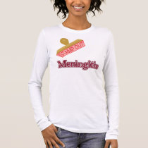 Stamp Out Meningitis Long Sleeve T-Shirt