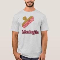 Stamp Out Meningitis T-Shirt
