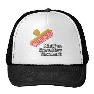 Stamp Out Multiple Hereditary Exostoses Trucker Hat