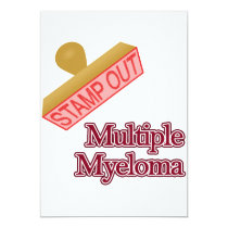Stamp Out Multiple Myeloma Card