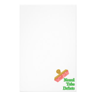 Stamp Out Neural Tube Defects Stationery
