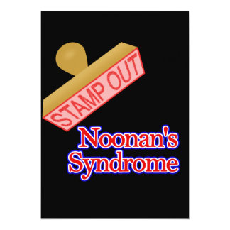 Stamp Out Noonan's Syndrome Announcements