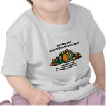 Stamp Out Omnivorous Behavior Advocate Vegetarian T Shirt