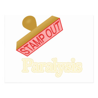 Stamp Out Paralysis Postcard