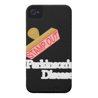 Stamp Out Parkinson's Disease iPhone 4 Covers