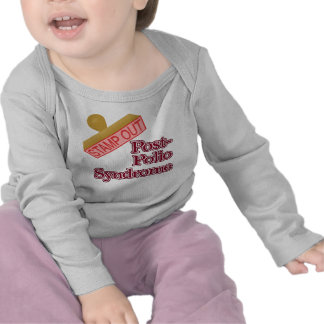 Stamp Out Post-Polio Syndrome Shirts
