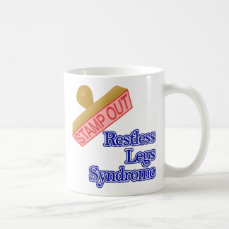Stamp Out Restless Legs Syndrome Coffee Mug