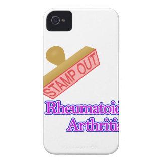 Stamp Out Rheumatoid Arthritis Case-Mate iPhone 4 Cases