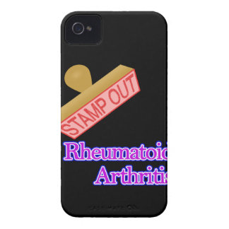 Stamp Out Rheumatoid Arthritis iPhone 4 Covers