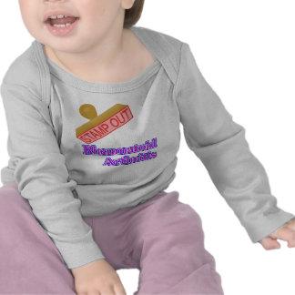 Stamp Out Rheumatoid Arthritis Tee Shirts
