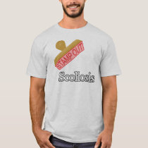Stamp Out Scoliosis T-Shirt