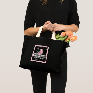 Stamp Out Sexism Personalized Mini Tote Bag