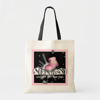 Stamp Out Sexism Personalized Tote Bag
