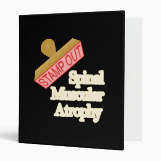Stamp Out Spinal Muscular Atrophy Binder