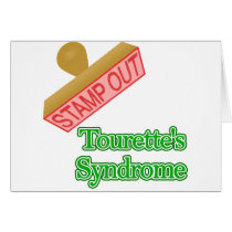 Stamp Out Tourette's Syndrome