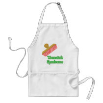 Stamp Out Tourette's Syndrome Adult Apron