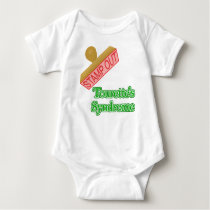 Stamp Out Tourette's Syndrome Baby Bodysuit
