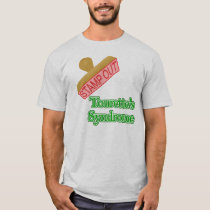 Stamp Out Tourette's Syndrome T-Shirt