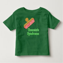 Stamp Out Tourette's Syndrome Toddler T-shirt