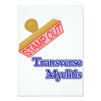 Stamp Out Transverse Myelitis Card