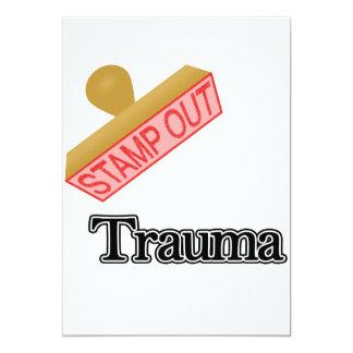 Stamp Out Trauma Card