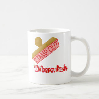 Stamp Out Tuberculosis Classic White Coffee Mug