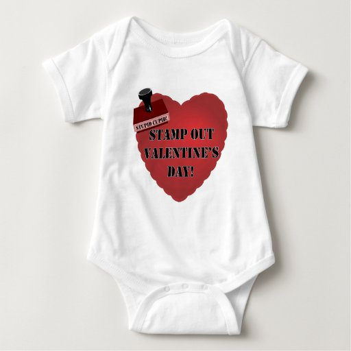 Stamp Out Valentines Day T-shirts and Gifts