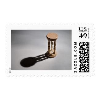 Stamp: Sandglass Counting Postage