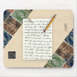 Stamp Scrapbook Mousepad