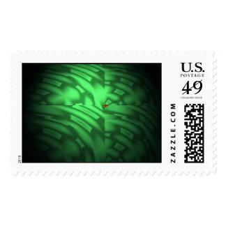 Stamp Shaved Green Ham
