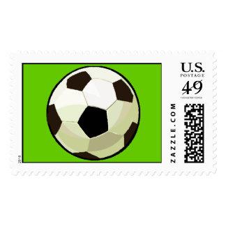 Stamp - Soccerball
