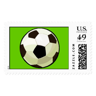 Stamp - Soccerball