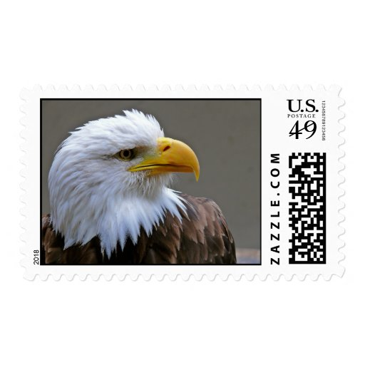 Stamp Stamp Weis head eagle Eagle