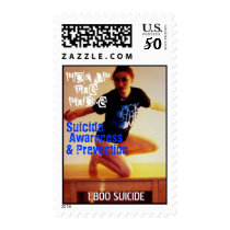 Stamp: Suicide Awareness- NRL Photography Postage