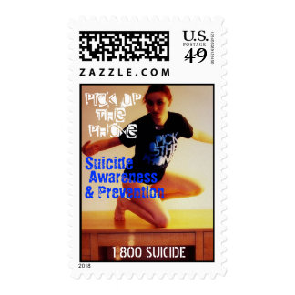 Stamp: Suicide Awareness- NRL Photography Stamps