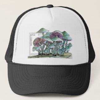 Stamp T-shirt Maldives_mushroom Trucker Hat