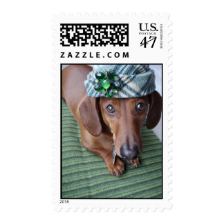 Stamp: Top O The Morning Postage Stamp