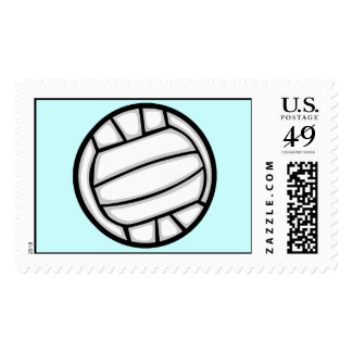 Stamp - Volleyball