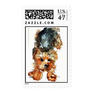 Stamp - Yorkshire Terrier