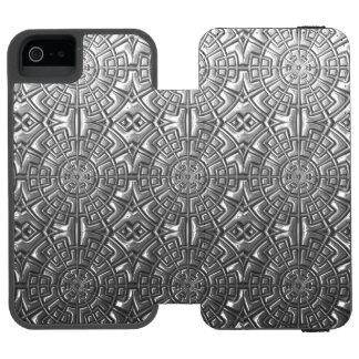 Stamped Metal iPhone Case